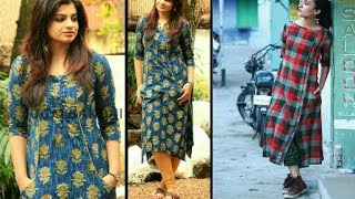 Pocket Style Kurti/kameez/Top/suit (New Trend For Girl)latest/New designer collection  Beautiful You
