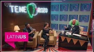 @brozo xmiswebs, Chumel Torres y Lilly Téllez juntos en TeneBrozo, por Latinus.