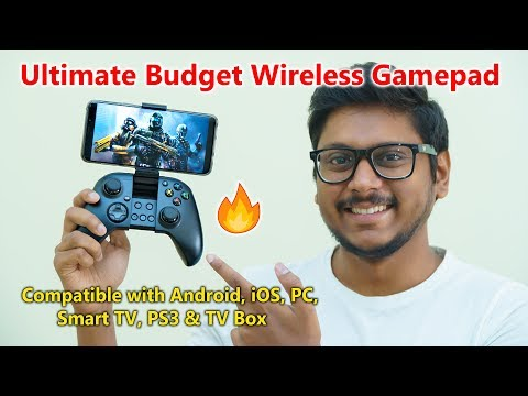 Best Budget Wireless Gamepad?? For Android, IOS, PC, Smart TV & Play Station