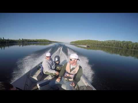 Canada fishing trip 2016 Sioux Lookout Ontario