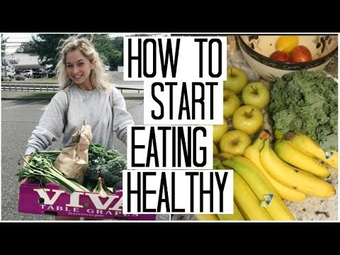 How to Start Eating Healthy | Healthy Eating on a Budget | D