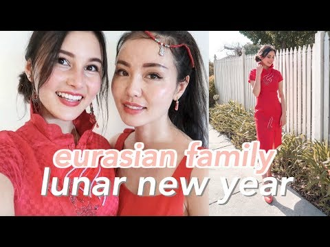 Celebrating the Lunar New Year with My Eurasian Family! Mp3