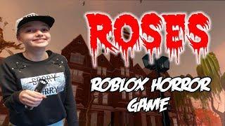 ROBLOX - ROSES - Gameplay - Walkthrough - Horror Game - Tia Plays Games