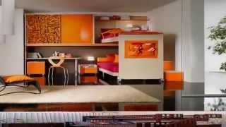 Loft Beds Design Ideas For Teens