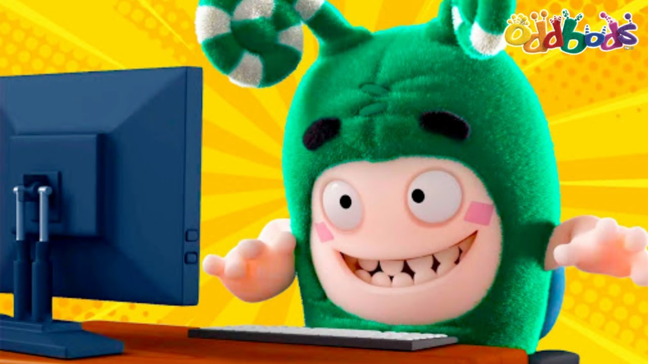 Oddbods | नया | Learn To Solve A Puzzle -  पहेली हल करना सीखें | बच्चों के लिए मज़ेदार कार्टून