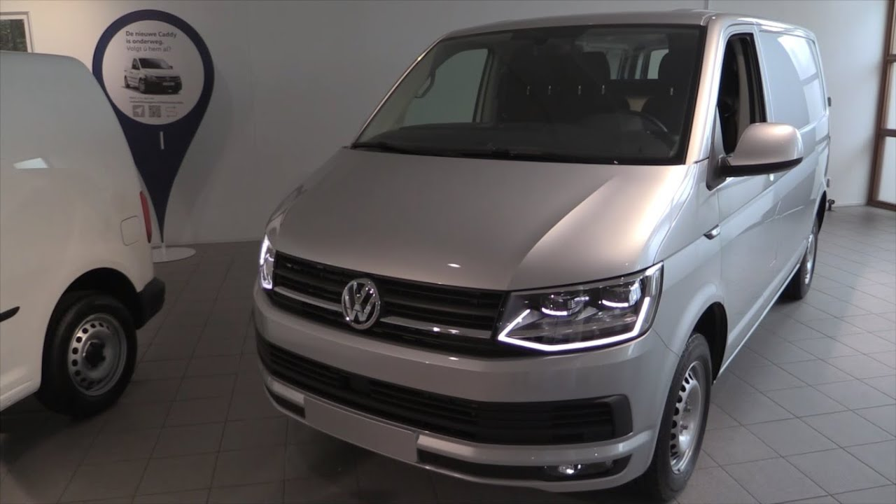 volkswagen transporter t6 2016 in depth review interior exterior youtube. Black Bedroom Furniture Sets. Home Design Ideas