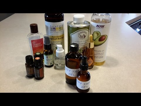 diy-face-oil-blend-/-anti-aging-/-great-for-mature-or-dry-skin