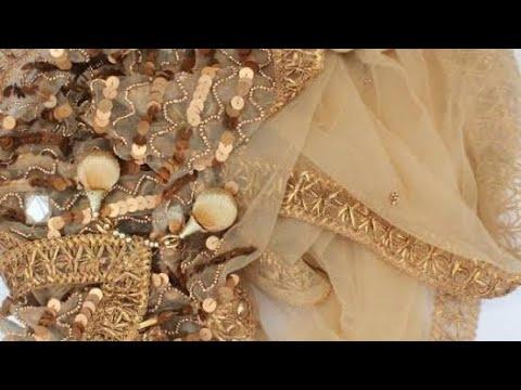 ऐसी-साड़ी-अपने-पहलें-कभी-नहि-देखीं-होगी।multi-colour-plaited-net-saree-collection-chandni-chowk