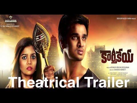 Karthikeya ᴴᴰ Theatrical Trailer - Nikhil Siddarth, Swathi