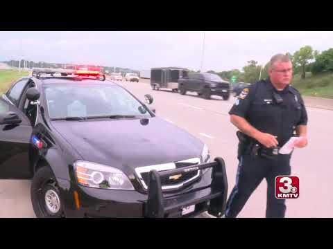 Safe Roads Now VIDEO EXTRA: Omaha Police on road patrol
