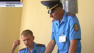 Династия участковых милиционеров появилась в Новогрудском районе