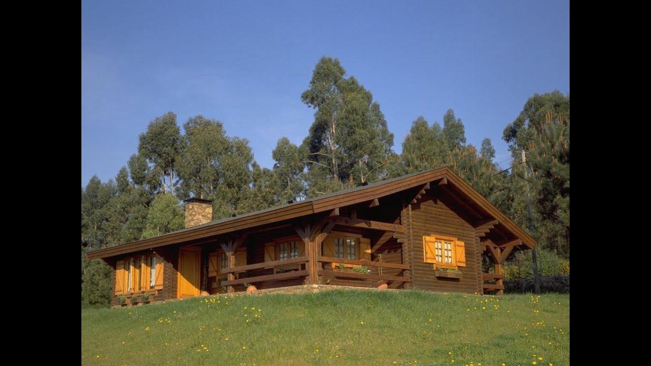 Rusticasa casas de madera youtube - Youtube casas de madera ...