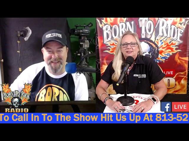 Born To Ride Radio LIVE 6-16-2020
