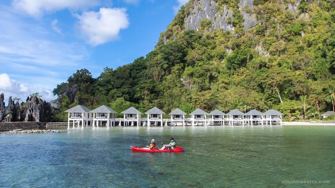 Top10 Recommended Hotels In El Nido