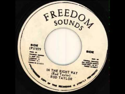 Rod Taylor - In The Right Way