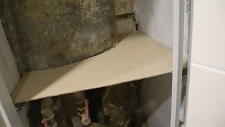 видео Шкаф над унитазом: практичное место для хранения (фото)