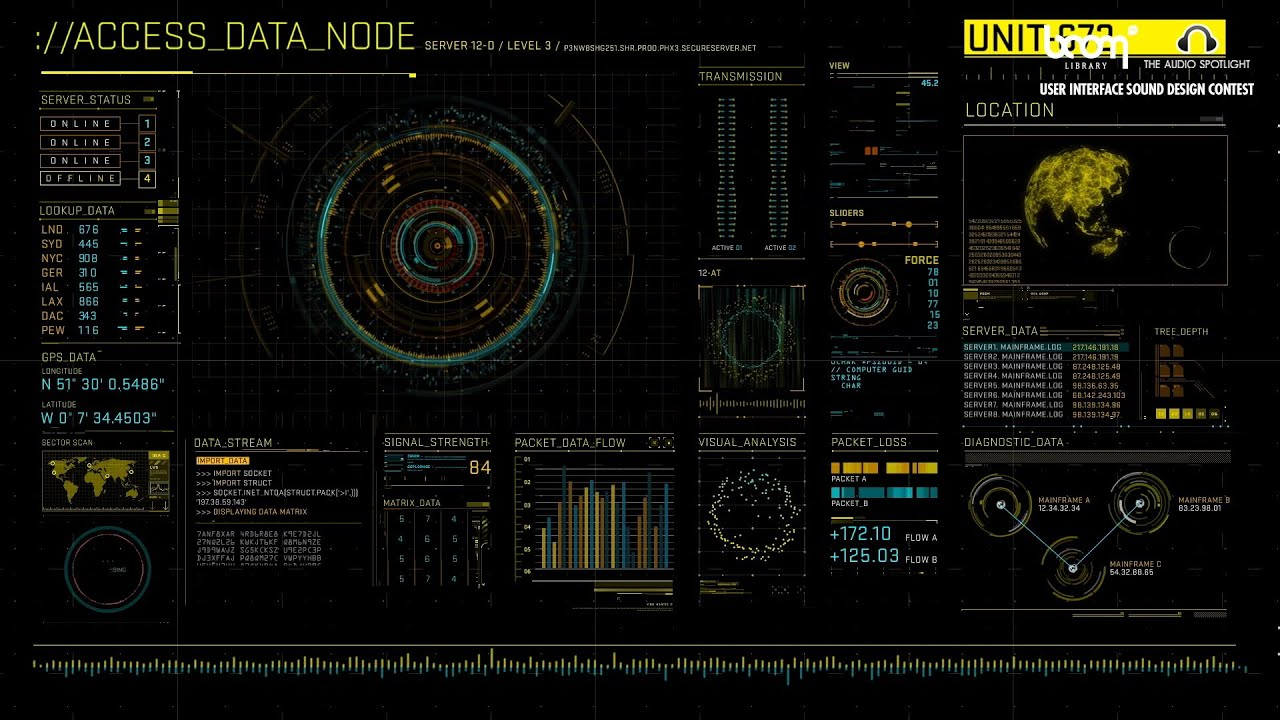 User Interface Sounds (by Shor)