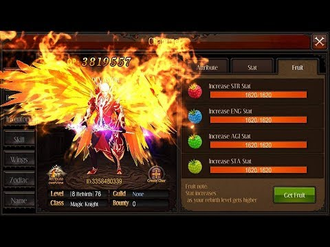 MU ORIGIN 2 - VIP 12 E FULL DIAMANTES !! [ BETA TEST ]