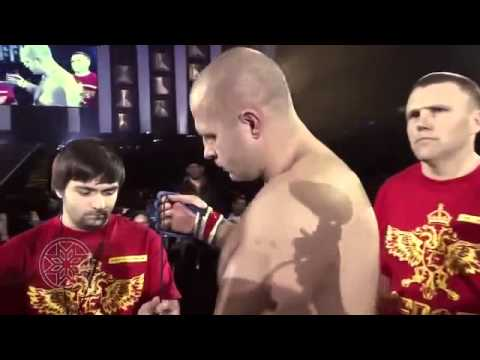 Fedor Emelianenko - The best and most humble fighter of all time