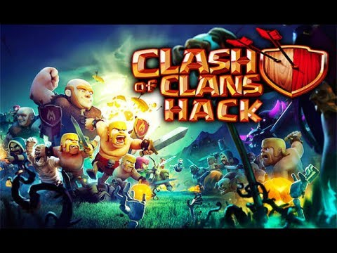 hack clash of clans android khong can root - HACK clash of clans full all - android & IOS - NO ROOT