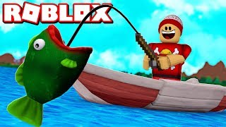 The best FISHERMAN of the ROBLOX SIMULATOR 🎣 → Fishing Empire Simulator 🎮