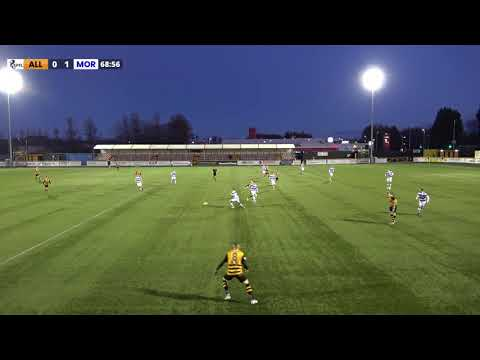Alloa Morton Goals And Highlights