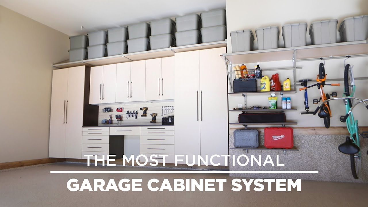 Garage Cabinets Boise Storage Evolution