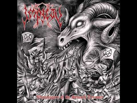 Impiety - Worshippers Of The Seventh Tyranny (FULL) [HQ] thumb
