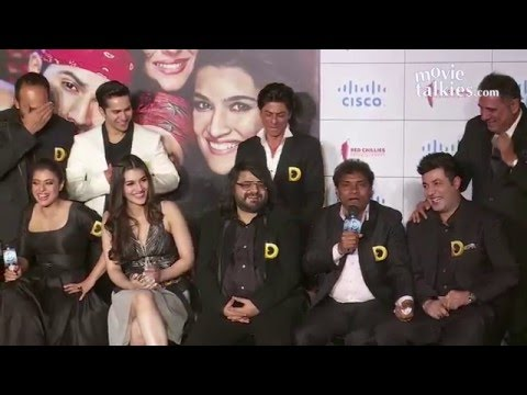 Johnny Lever Best Comedy At DILWALE Trailer Launch