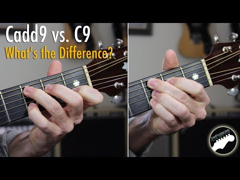 C9 Guitar Chord Worshipchords