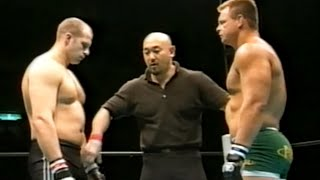 Fedor Emelianenko (Russia) vs Chris Haseman (Australia) | The Last Emperor, MMA fight HQ