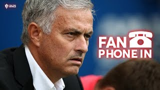 It's Only Tottenham? Manchester United Fan Phone In!