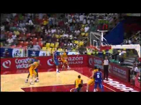 RD 86 - Macedonia 76 - Cuartos de Final - Repechaje Olimpico 2012