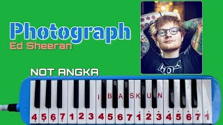Not Pianika PHOTOGRAPH Ed Sheeran