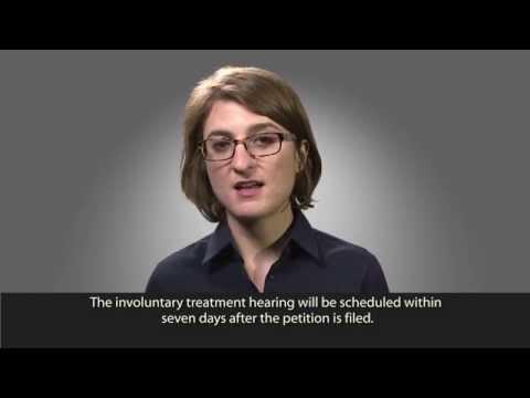 Involuntary Treatment in Mental Health Facilities
