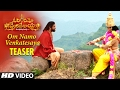 Om Namo Venkatesaya Video Teaser Nagarjuna Anushka Shetty MM Keeravani mp3