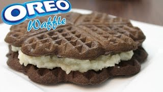 How To Make Waffles! Homemade OREO Waffle Recipe(, 2015-02-03T10:57:06.000Z)