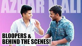 Bloopers & Behind The Scenes | Azhar N Ali