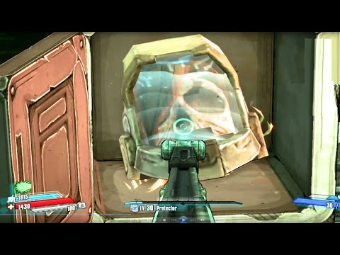 Borderlands The Pre-Sequel - Se7en Easter Egg - YouTube
