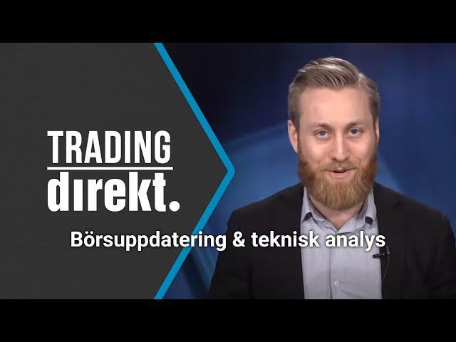 Trading Direkt 2020-12-15: Börsnyheter, teknisk analys & tittarönskemål!