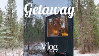 ENG) 미국 VLOG | Getaway • Portl…