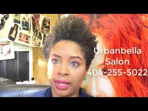 Visiting Atlanta's Urbanbella For Natural Hair