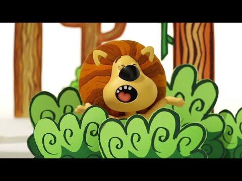 Raa Raa The Noisy Lion | No Sleep Till Bedtime | Full Episodes | Kids Cartoon | Videos For Kids