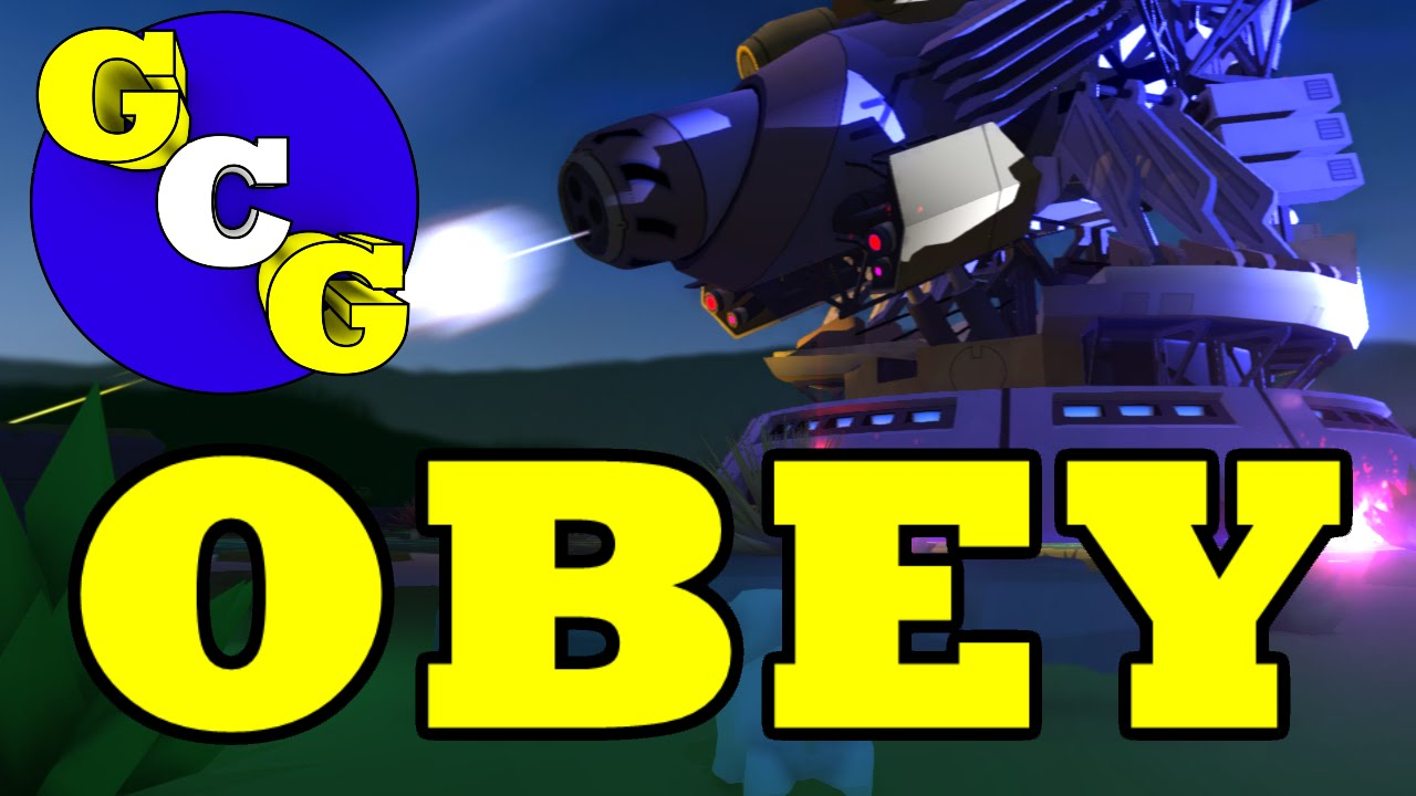 OBEY Gameplay - YouTube