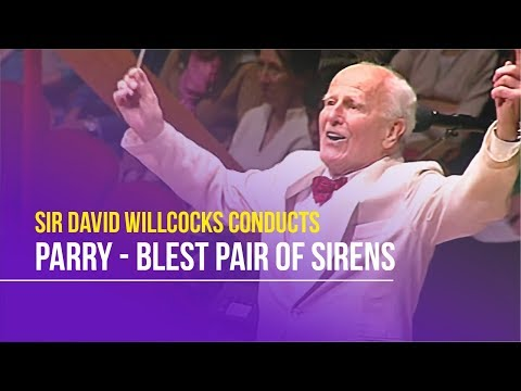 Parry - Blest Pair Of Sirens | Live from Birmingham Symphony Hall | NYCGB