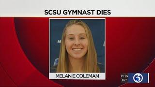 Video: SCSU student dies following gymnastics training accident