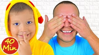 Children Song from Max - Peek A Boo + More Children Songs