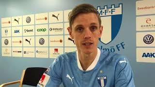 Sören Rieks klar för Malmö FF