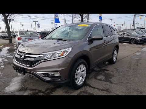2016 Honda CR-V EX For Sale Cleveland OH S72B5T