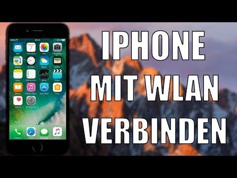 Das IPhone Oder IPad Mit Wlan Verbinden, IOS Mit Wifi, Internet Verbinden
